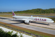 A7-BAE - Qatar Airways Boeing 777-300ER aircraft