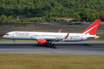 VQ-BTB - Royal Flight Boeing 757-200WL