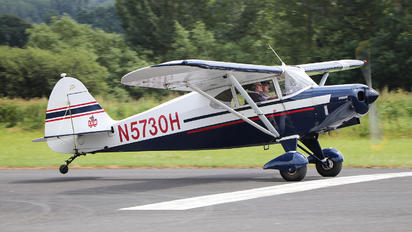 N5730H - Private Piper PA-16 Clipper