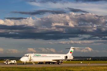 LZ-LDN - Bulgarian Air Charter McDonnell Douglas MD-82