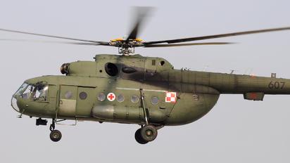 607 - Poland - Army Mil Mi-17Hip