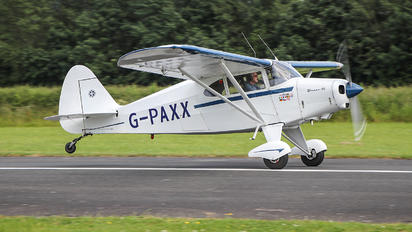 G-PAXX - Private Piper PA-20 Pacer