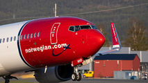 LN-NHD - Norwegian Air Shuttle Boeing 737-800 aircraft