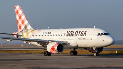 EC-MUX - Volotea Airlines Airbus A319