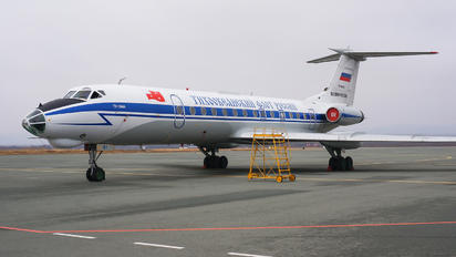 RF-66001 - Russia - Navy Tupolev Tu-134