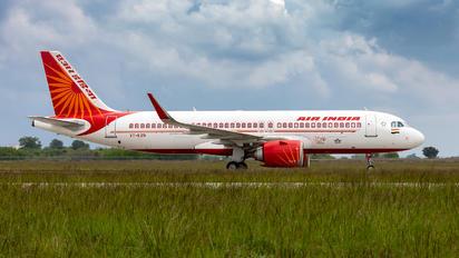 VT-EXN - Air India Airbus A320 NEO