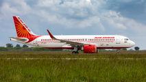 VT-EXN - Air India Airbus A320 NEO aircraft