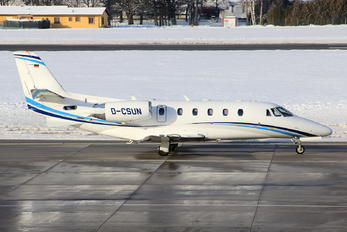 D-CSUN - Air Hamburg Cessna 560XL Citation XLS
