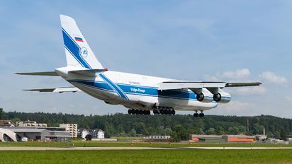 RA-82043 - Volga Dnepr Airlines Antonov An-124