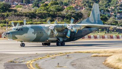 1192 - Venezuela - Air Force Shaanxi Y-8