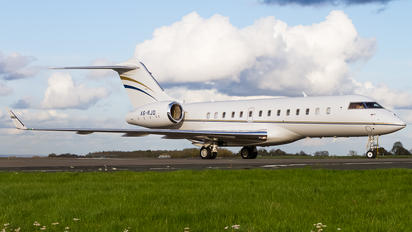 A6-RJD - Royal Jet Bombardier BD-700 Global 5000