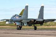 RF-81880 - Russia - Navy Sukhoi Su-30SM aircraft