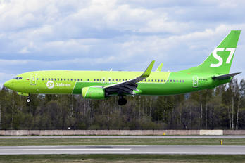 VQ-BVL - S7 Airlines Boeing 737-800