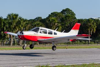N4491F - Cirrus Aviation Piper PA-28 Cherokee