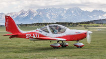 SP-AZI - Aeroklub Ziemi Jarosławskiej Evektor-Aerotechnik SportStar RTC aircraft