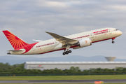 Air India Boeing 787 visited Dublin title=