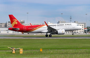 B-30CK - Shenzhen Airlines Airbus A320 NEO