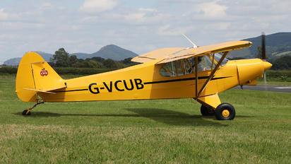 G-VCUB - Private Piper PA-18 Super Cub
