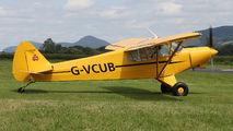 G-VCUB - Private Piper PA-18 Super Cub aircraft