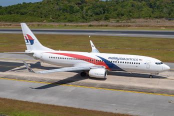 9M-MLS - Malaysia Airlines Boeing 737-800