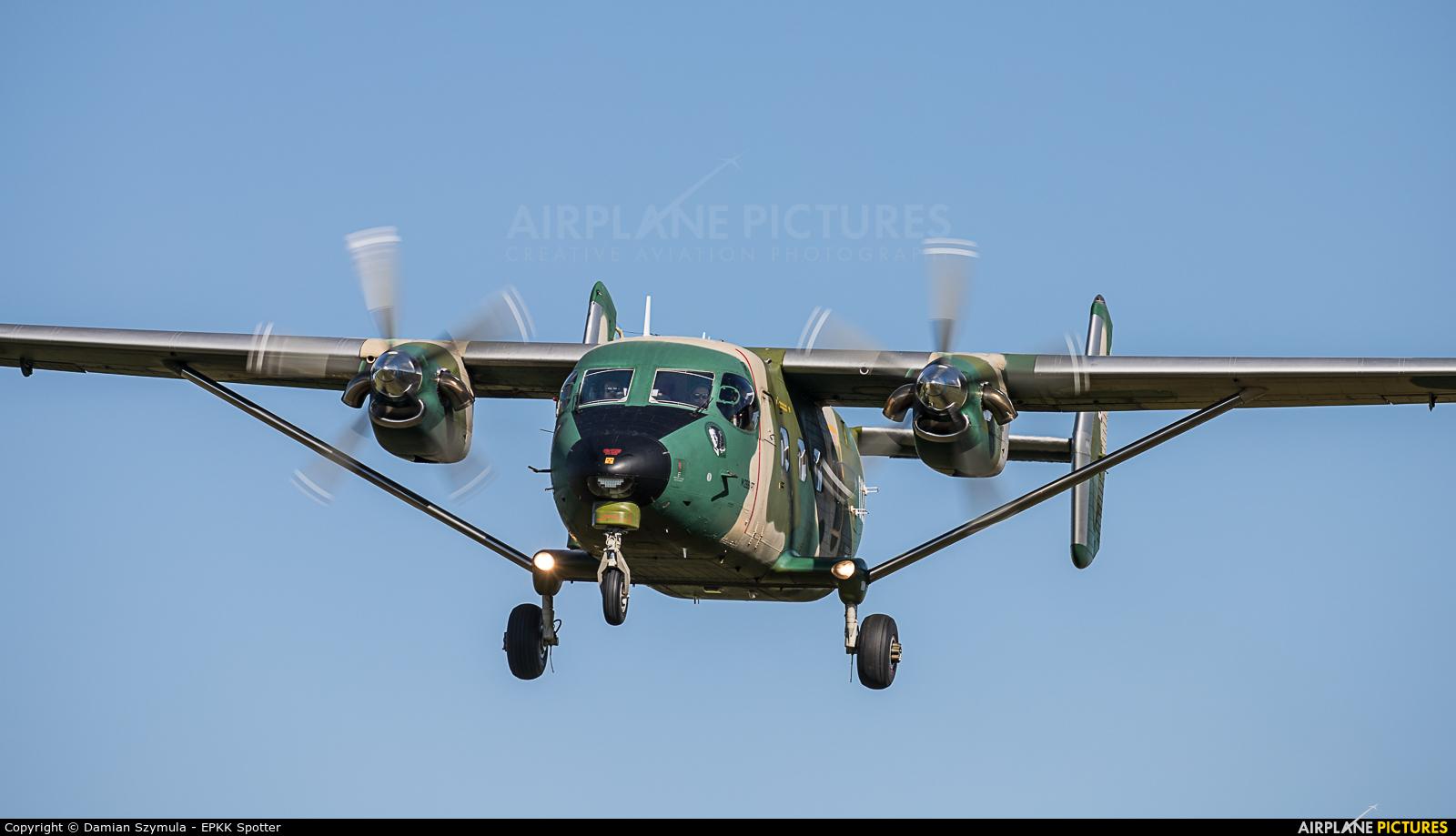 Poland - Air Force 0223 aircraft at Nowy Targ Airport