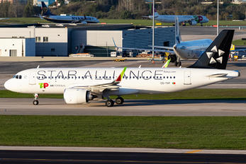 CS-TVF - TAP Portugal Airbus A320 NEO