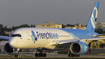F-HREV - French Blue Airbus A350-900 aircraft