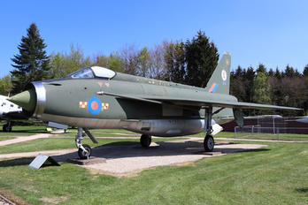 XN782 - Royal Air Force English Electric Lightning F.2A