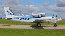 N25PR - Private Piper PA-30 Twin Comanche aircraft