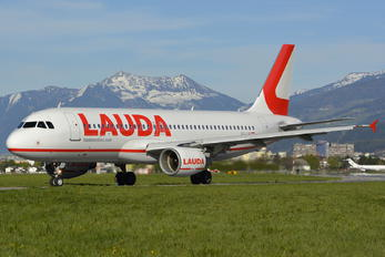 OE-LOR - LaudaMotion Airbus A320