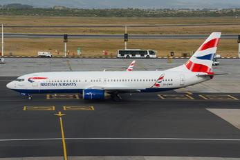 ZS-ZWM - Comair Boeing 737-800