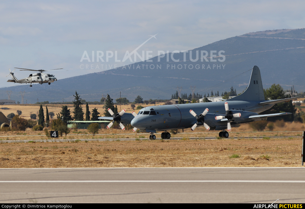 Greece - Hellenic Navy 152744 aircraft at Tanagra