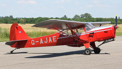 G-AJAE - Private Auster J1N Alpha