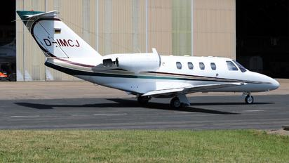 D-IMCJ - Private Cessna 525 CitationJet