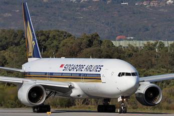 9V-SVB - Singapore Airlines Boeing 777-200ER