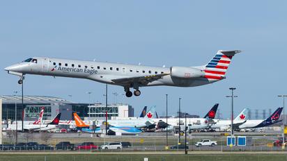 N612AE - American Eagle Embraer EMB-145