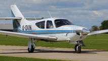 G-OVIN - Private Rockwell Commander 112 aircraft