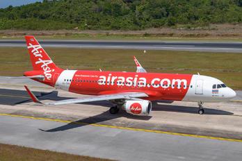 HS-CBA - AirAsia (Thailand) Airbus A320
