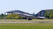 65 - Poland - Air Force Mikoyan-Gurevich MiG-29A aircraft