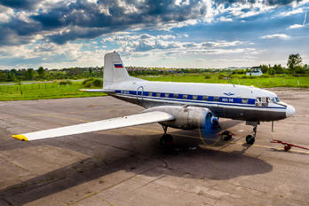 RA-0543G - Private Ilyushin Il-14 (all models)