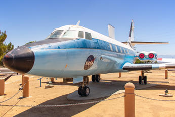N814NA - NASA Lockheed L-1329 JetStar