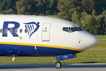 EI-FZO - Ryanair Boeing 737-8AS