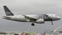 N510NK - Spirit Airlines Airbus A319 aircraft