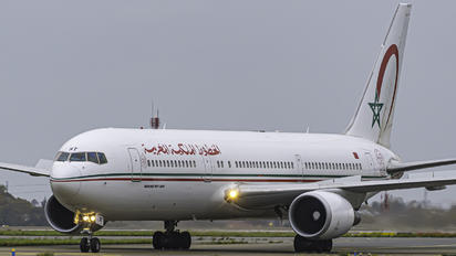 CN-RNT - Royal Air Maroc Boeing 767-300