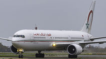 CN-RNT - Royal Air Maroc Boeing 767-300 aircraft