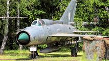 4106 - Poland - Air Force Mikoyan-Gurevich MiG-21PFM aircraft