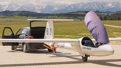 SP-3329 - Aeroklub Nowy Targ SZD SZD 48-3 Jantar Standard III