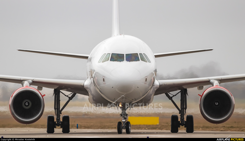 CSA - Czech Airlines OK-HEU aircraft at Ostrava Mošnov