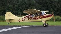 G-BRCW - Private Aeronca Aircraft Corp 11AC Chief aircraft