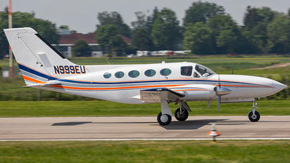 N999EU - Private Cessna 414